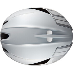 HJC Furion Casco de carretera, gloss white/silver